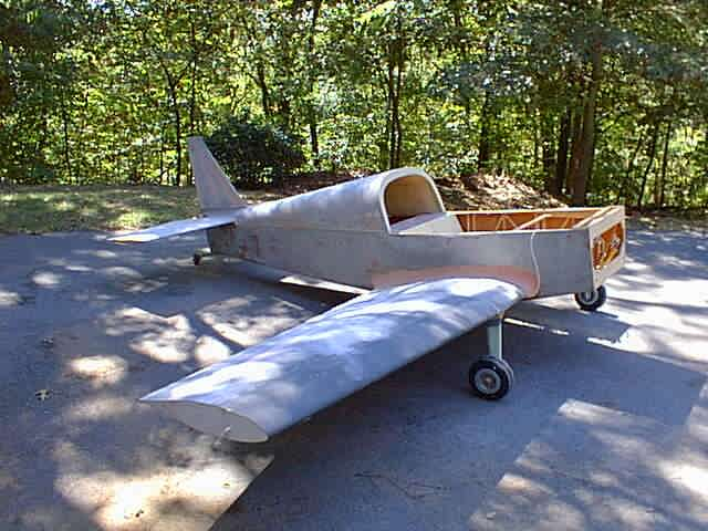 Fp 505 Fisher Flying Skeeter All Wood Ultralight Aircraft Or Experimental