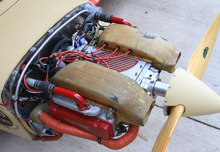 Corvair Kr2s Engine
