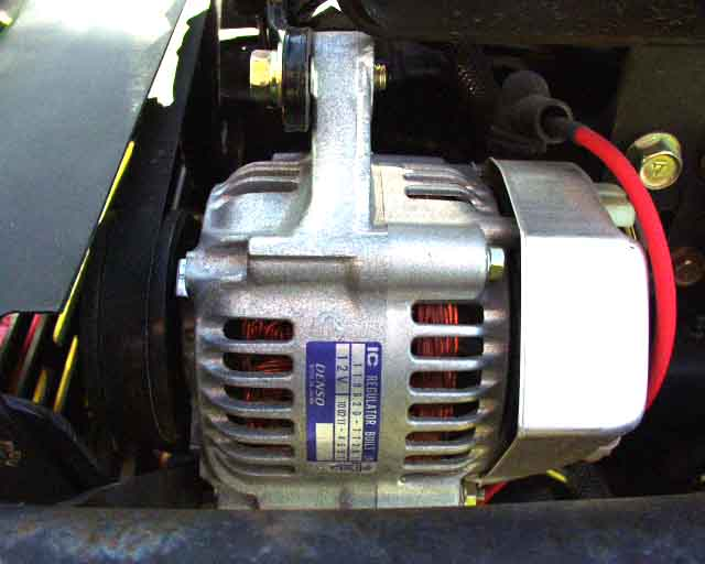 denso alternator wiring solidfonts denso alternator swap fbo systems 4secondsflat com