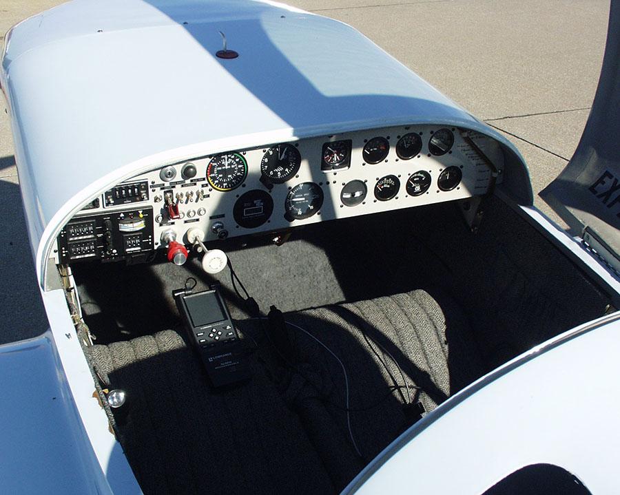 N891JF Panel