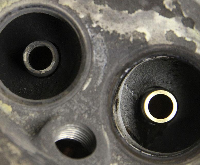VW 2180 cc Aircraft Engine